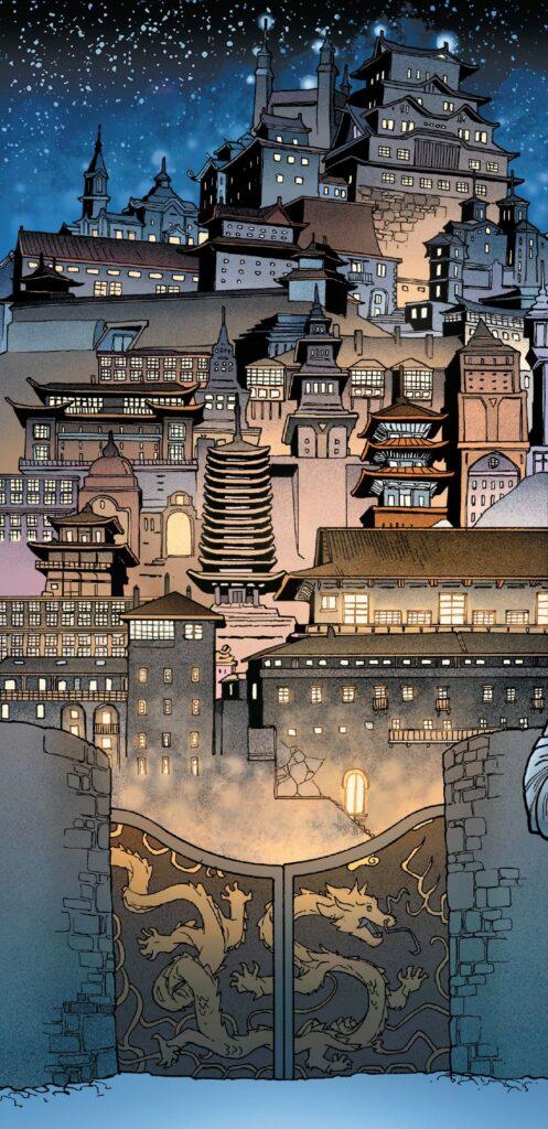Eternal K'un-Lun, City of the Immortals