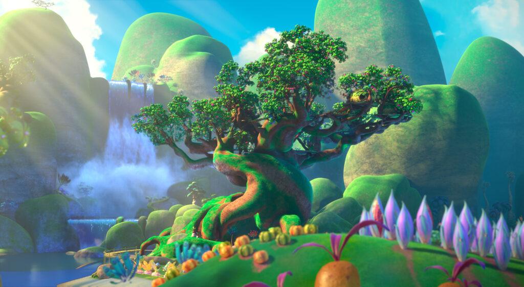 The Croods Family Tree still