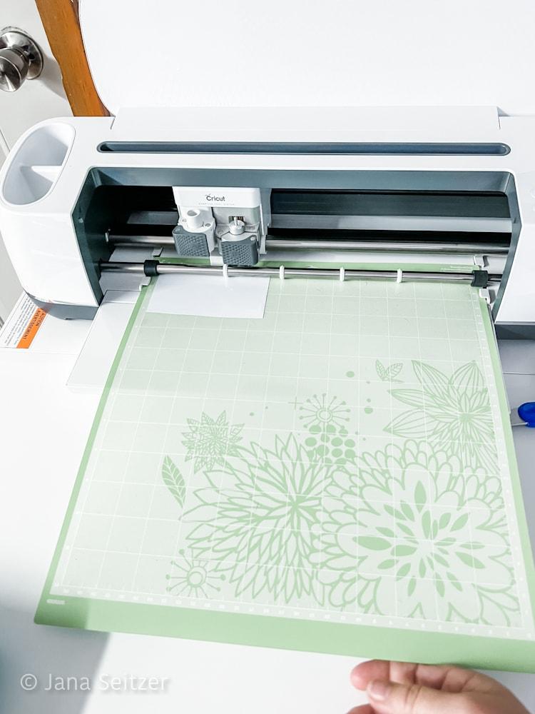 cricut maker cutting mat