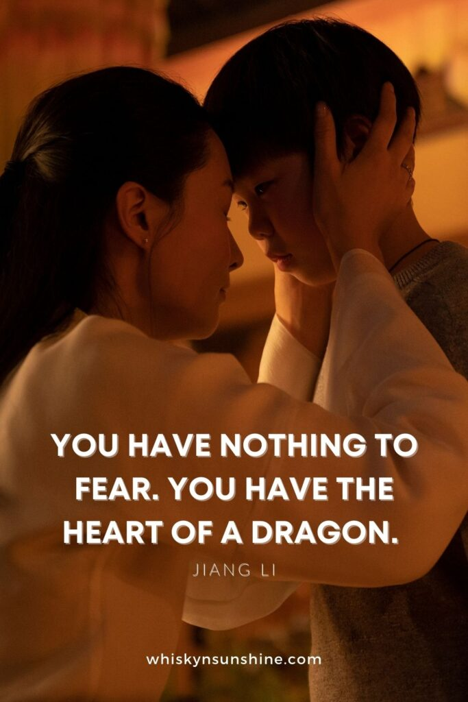 heart of a dragon quote