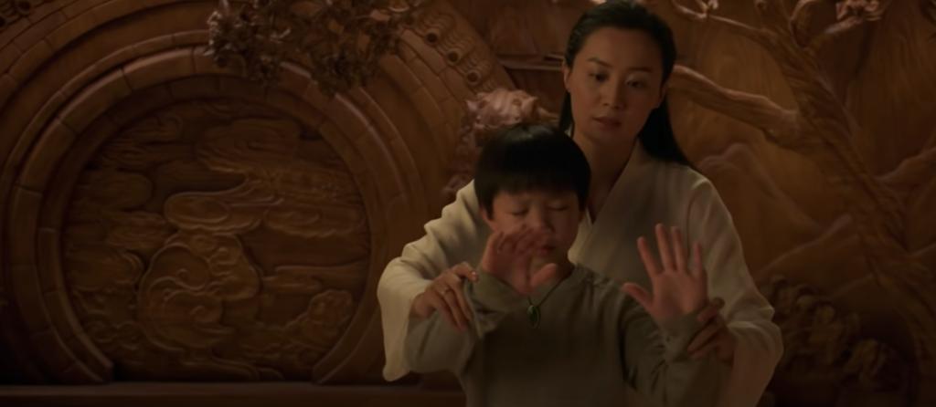 jiang li and shang-chi