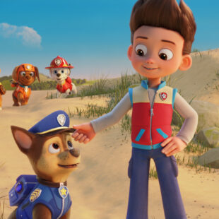 PAW PATROL: THE MOVIE best quotes