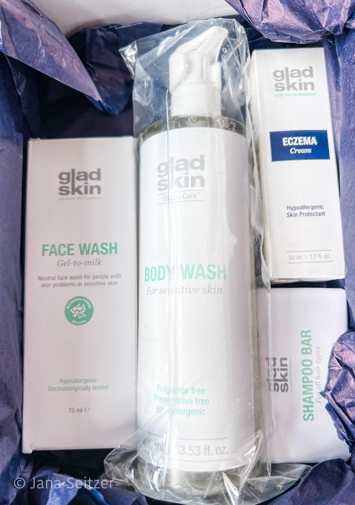Gladskin Eczema Cream for Babies and Kids